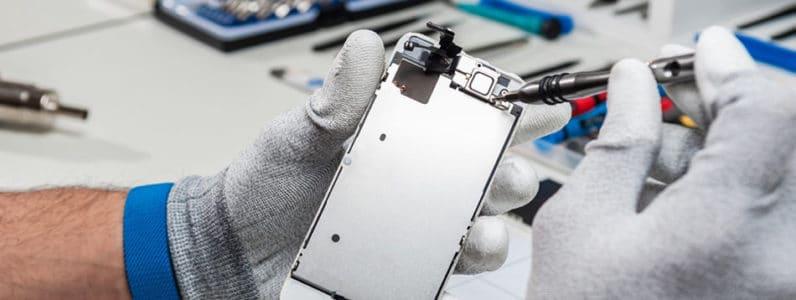iphone reparatie zelf doen
